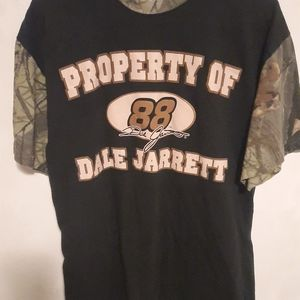 Property of Dale Jarrett shirt